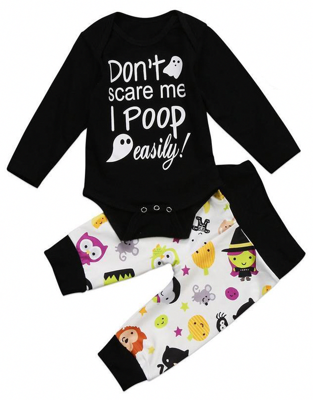 Size:4Years Iuhan Toddler Baby Girl Long Sleeve Print T-Shirt Tops+Pants Outfits Clothes