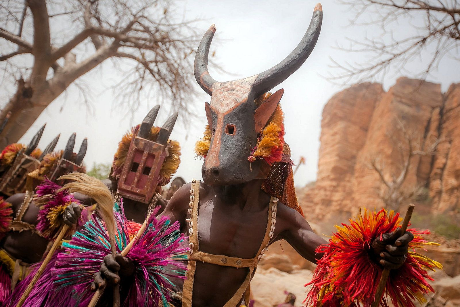 Pin By Darla Lucas On Masks Dogon Mask Dance Africa