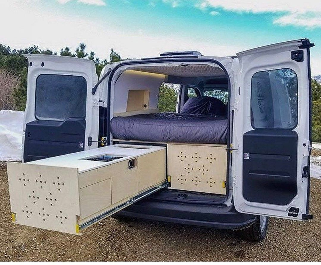 Camper Outside Modification Ideas Vanchitecture Ford Transit