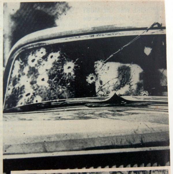Backed Into A Coroner | The Smoking Gun
