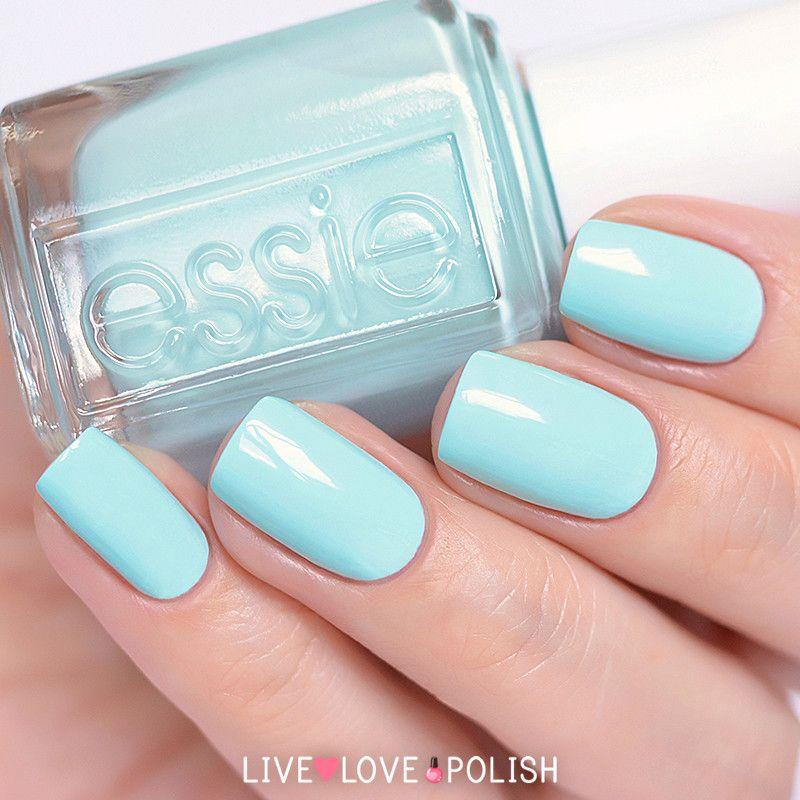 Essie Mint Candy Apple Nail Polish | Live Love Polish | Beauty ...
