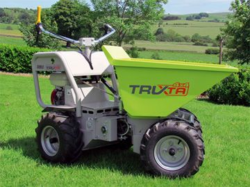 Tufftruk Truxta Tb 300 Power Barrows For Sale Tracteur