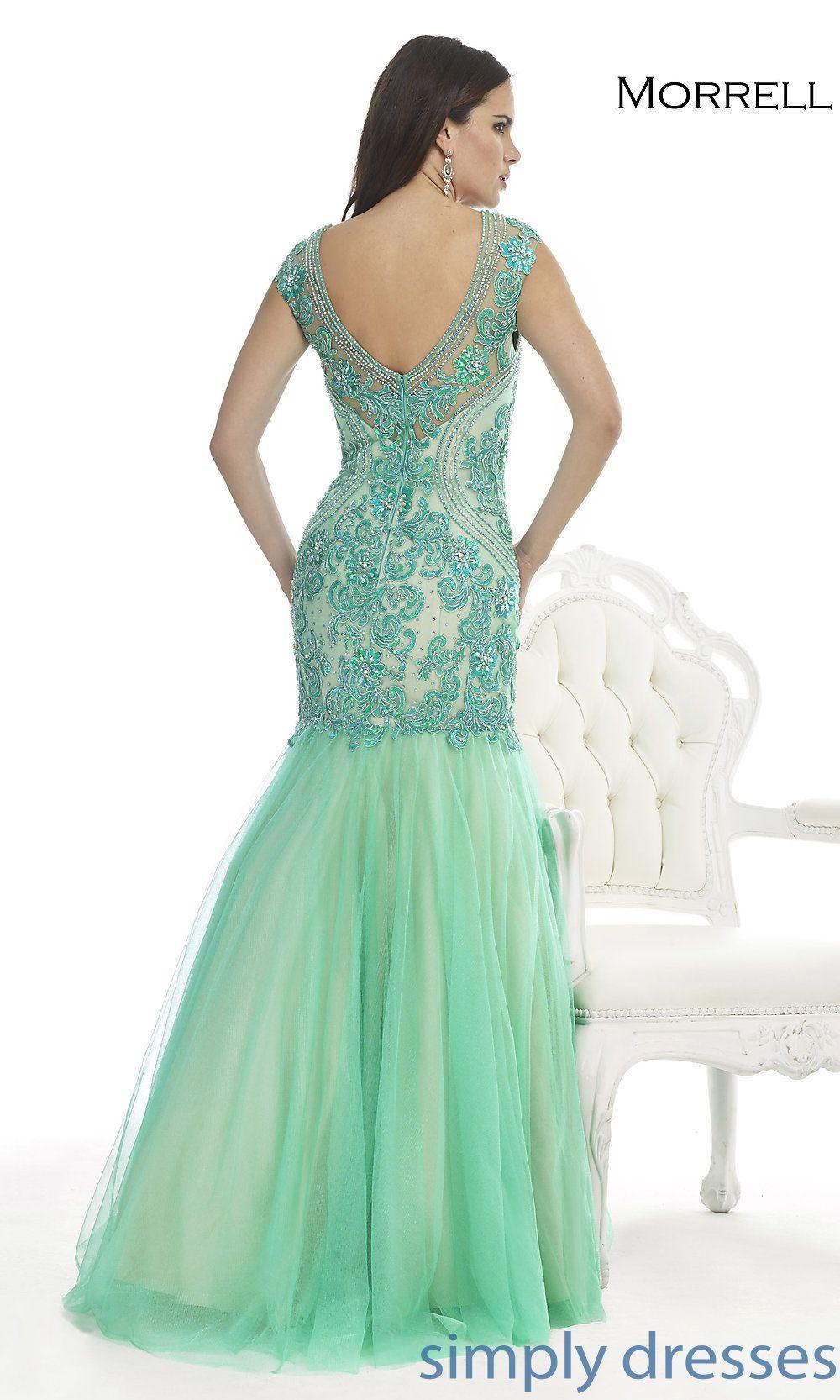 Dress, Floor Length Cap Sleeve Sweetheart Dress - Simply Dresses ...