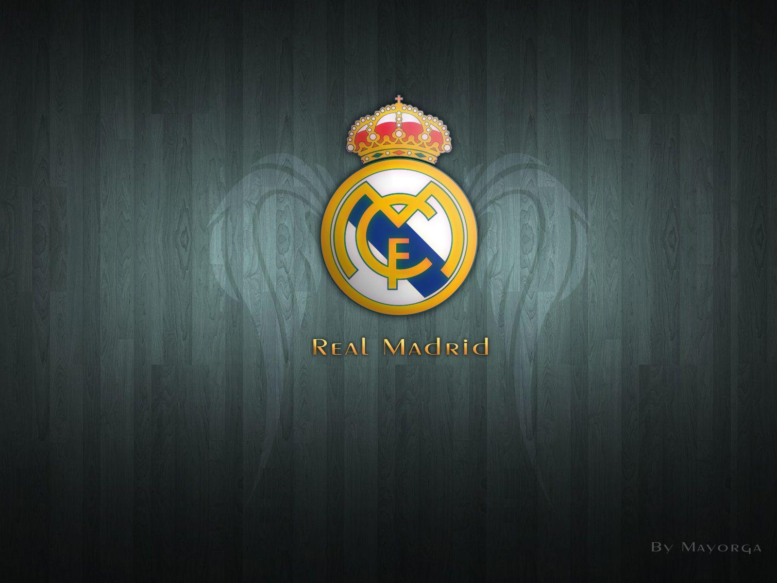 Wallpaper real madrid for windows xp - New Real Madrid Logo Hd Wallpaper