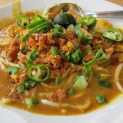 Mi Rebus Johor Blog Cik Matahariku Malay Food Singapore