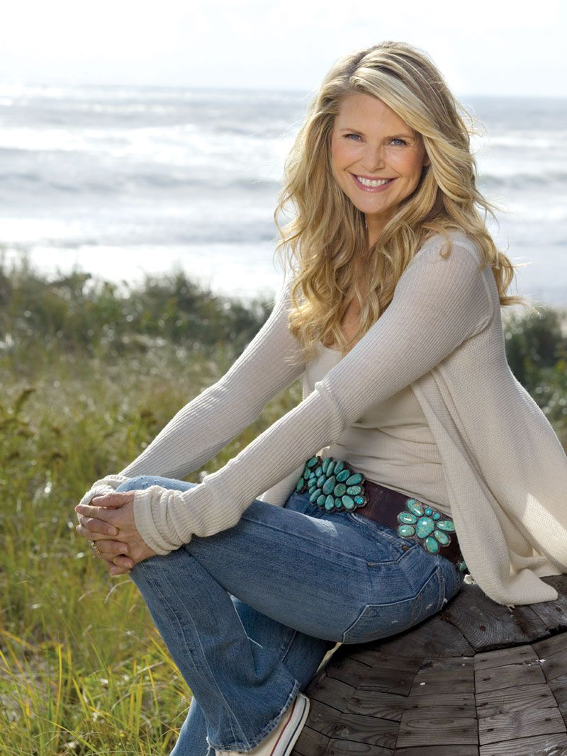 Image detail for -Christie Brinkley | A Middle-Aged Beauty with Vintage Style « Bell ...