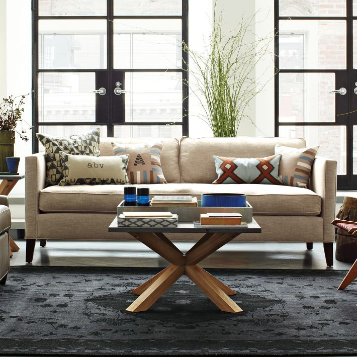 West Elm Axis Coffee Table