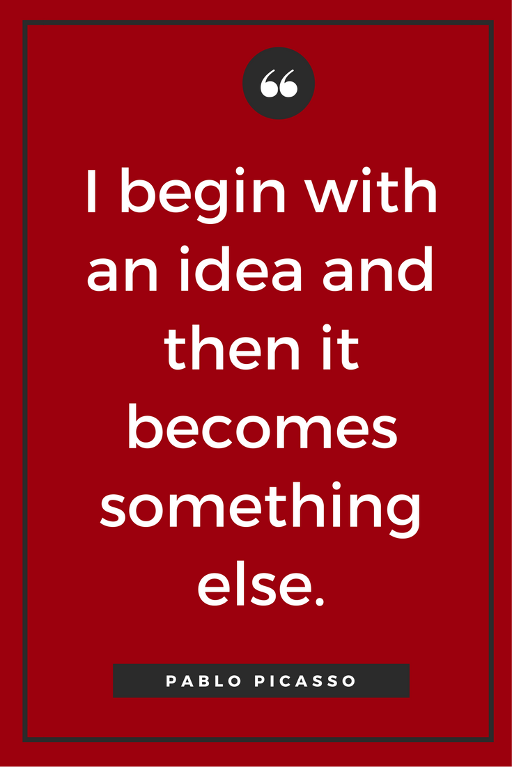 Sso Quote A Great Quote From One Of The Masters About How An Idea Of A