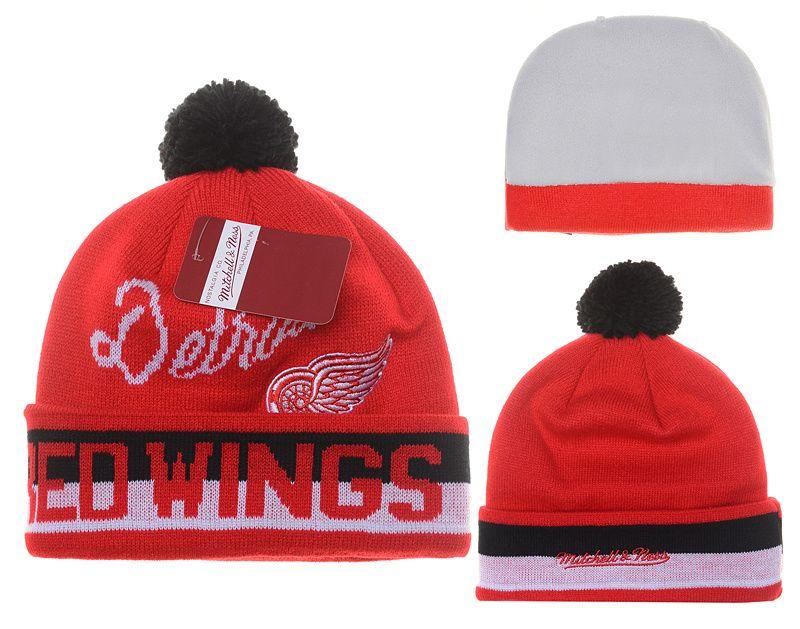 Detroit Red Wings Beanies YD001