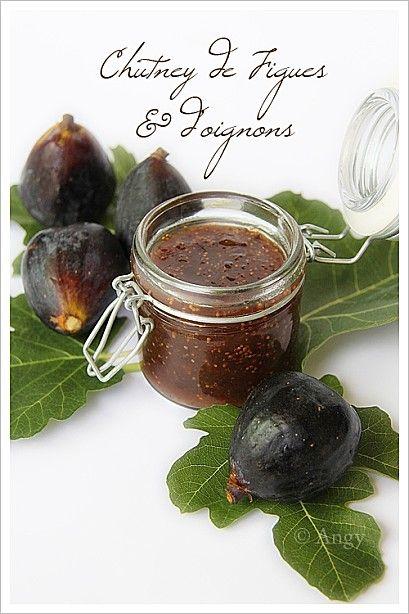 Pingl sur cuisine confitures gel es pates a tartiner - Cuisiner des figues fraiches ...