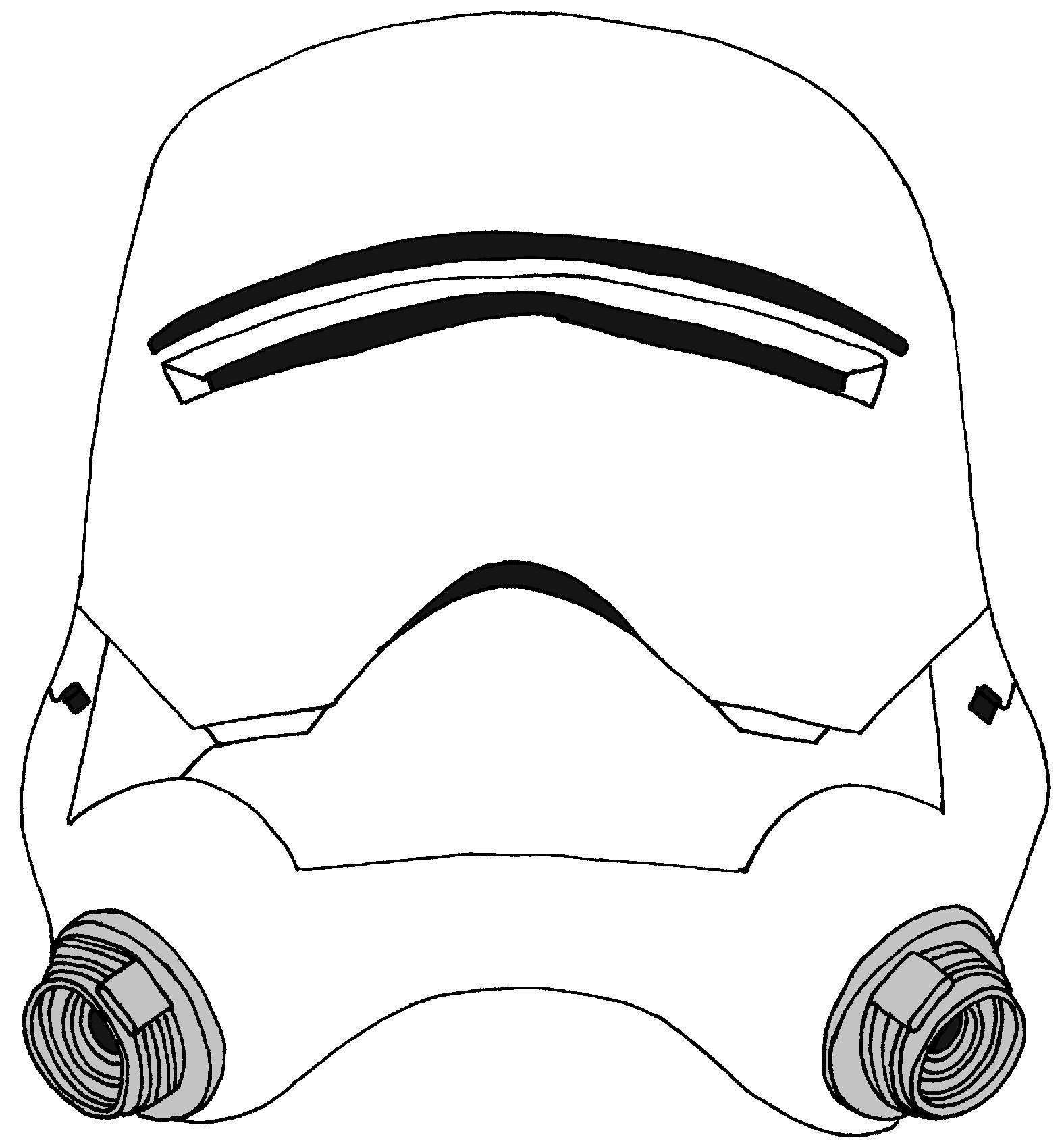 First Order Flame Trooper Helmet In 2020 Clone Trooper Helmet Star Wars Art Trooper