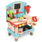 WAS £64.95 NOW £39.99 || My First Toolbench with Wooden Tools by Le Toy Van
