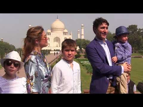 Trudeau and families wonderful vacation paid for by the ...