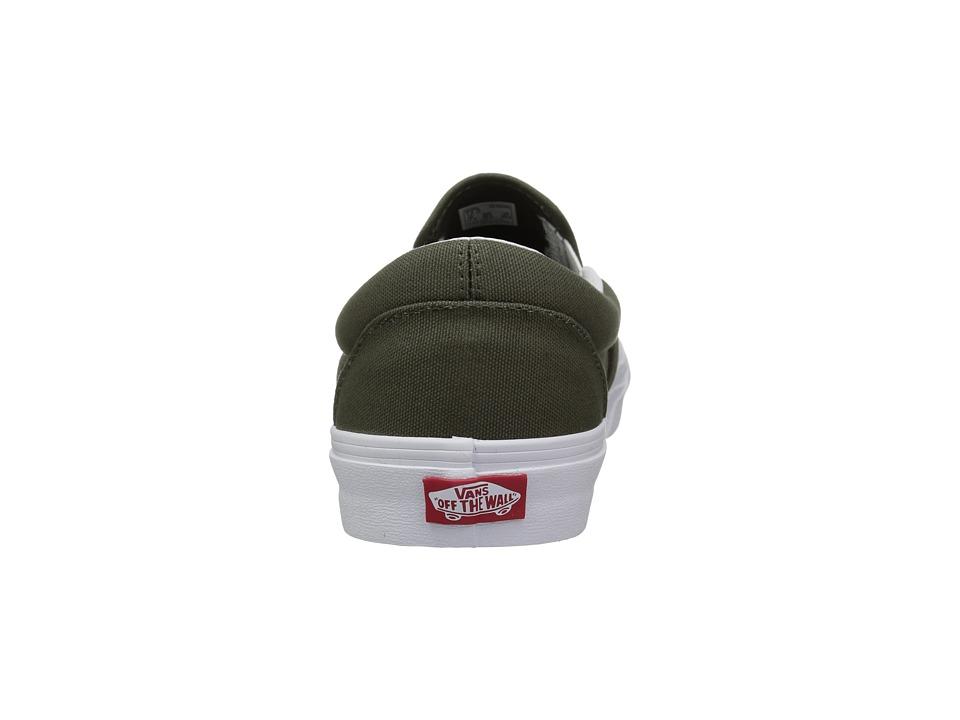 d76bd326376 Vans UA Classic Slip-On 138 Athletic Shoes (Canvas) Grape Leaf ...