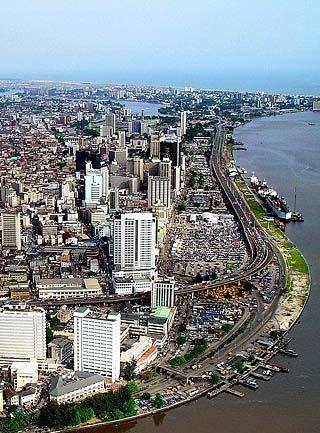 Lagos Nigeria Reisen Lagos Und Unternehmungen