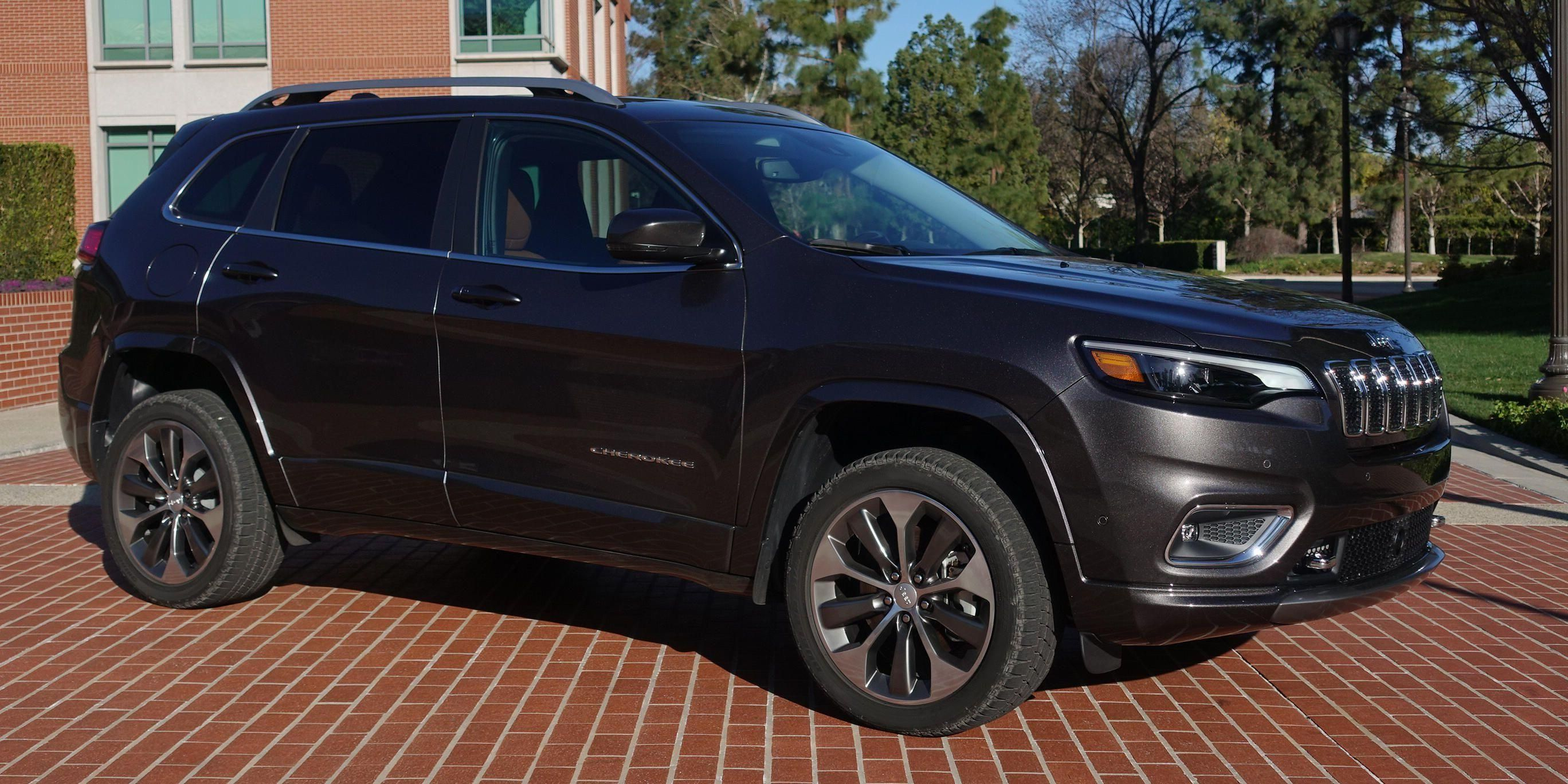2019 Jeep Cherokee Trailhawk Crossover Suv Review Roadshow Pertaining To Jeep Compass 2019 Jeep Trailhawk Jeep