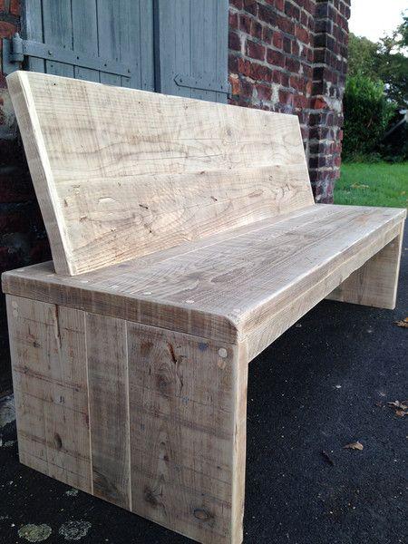 pin von k t auf garten pinterest bauen mit holz b nke und bauholz m bel. Black Bedroom Furniture Sets. Home Design Ideas