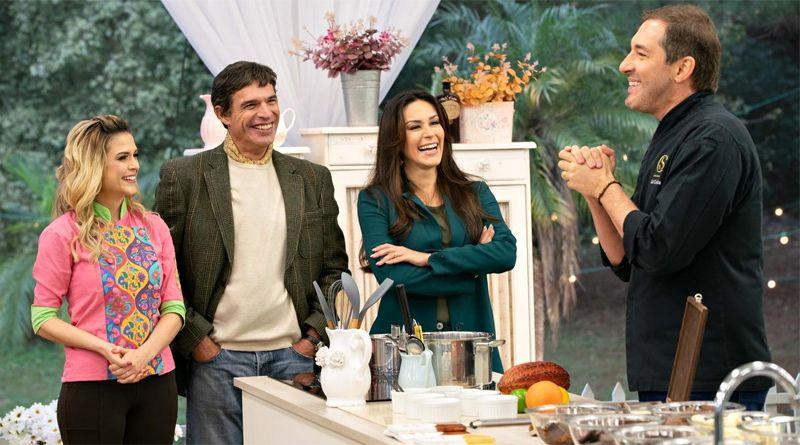 Ale Costa Da Cacau Show Participa Do Bake Off Brasil Deste Sabado Cacau Show Masterchef Cozinheiros Em Acao