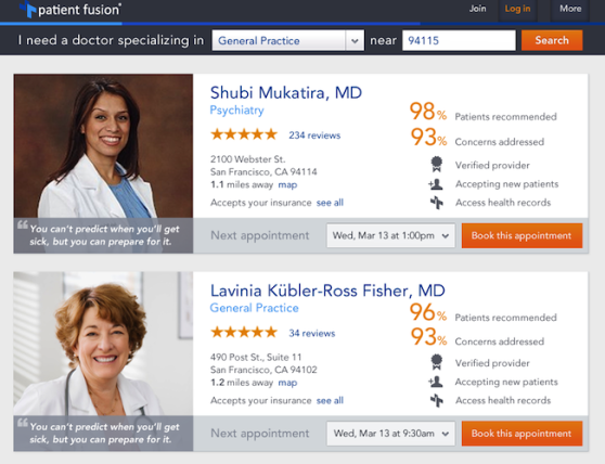 Practice Fusion Launches Its Yelp For Doctors Reviews