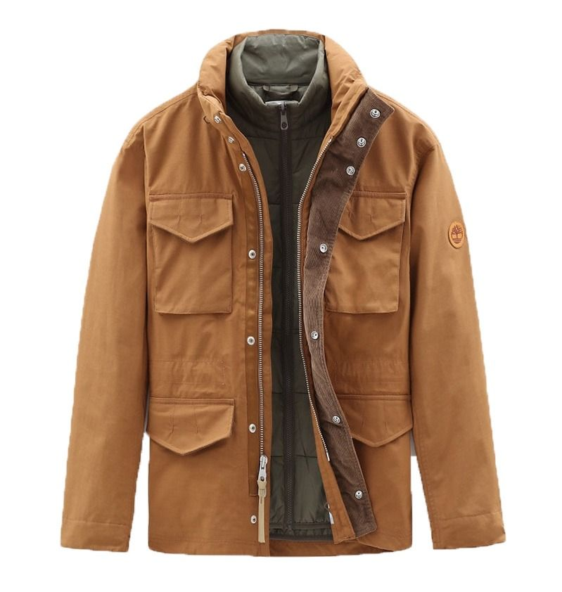 softshell homme timberland