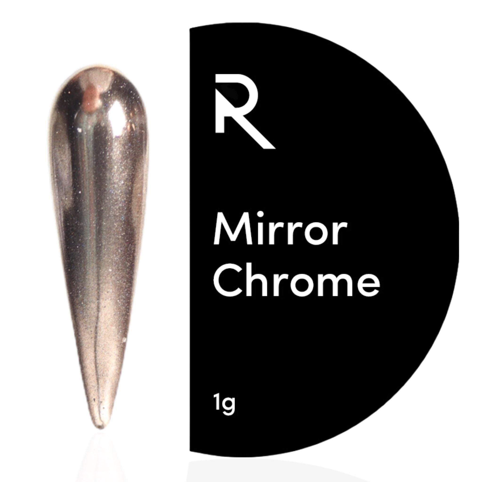 Spiegelchrompulver 6