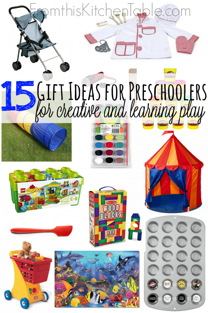 Handmade gifts for kids for christmas