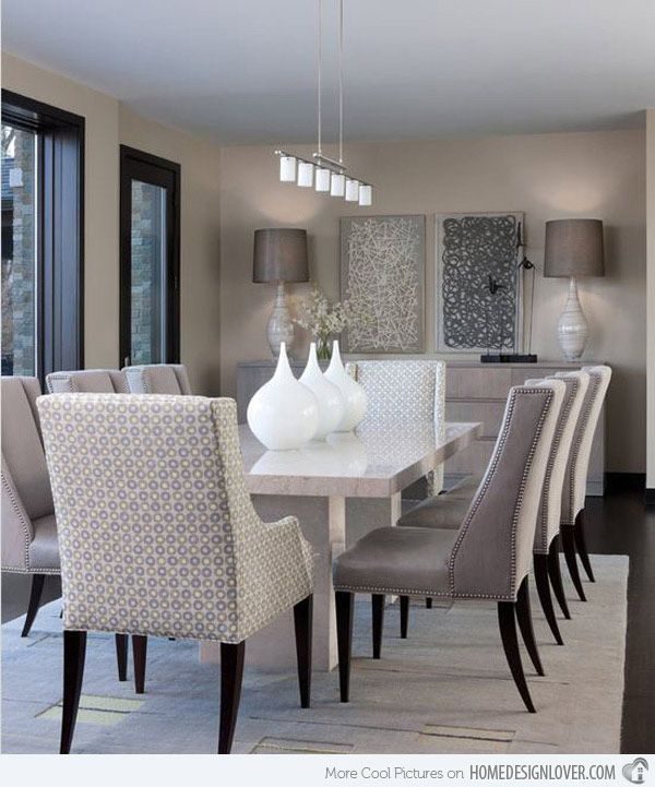 modern contemporary dining room graues esszimmer esszimmer mbel esszimmer modern gemtliches schlafzimmer