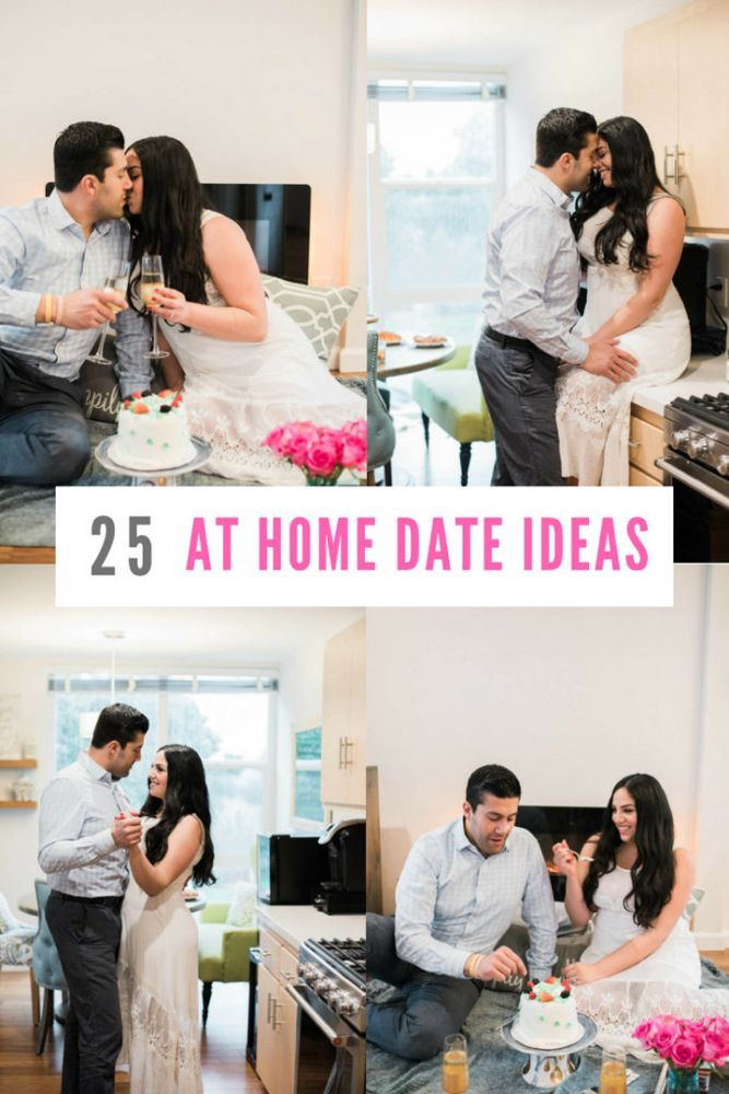 25 Stay At Home Date Night Ideas That Are Better Than Netflix #stayathome 25 Sta…