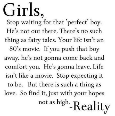Girls Reality Trust Quotes Girl Quotes Best Quotes