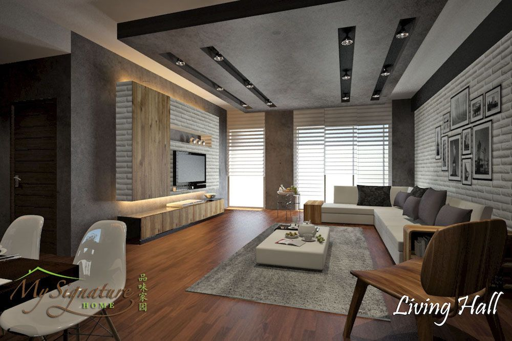 11 Living Room Designs For Malaysians To Netflix And Chill Recommend My Small Space Interior Design Living Room Designs Living Area Design