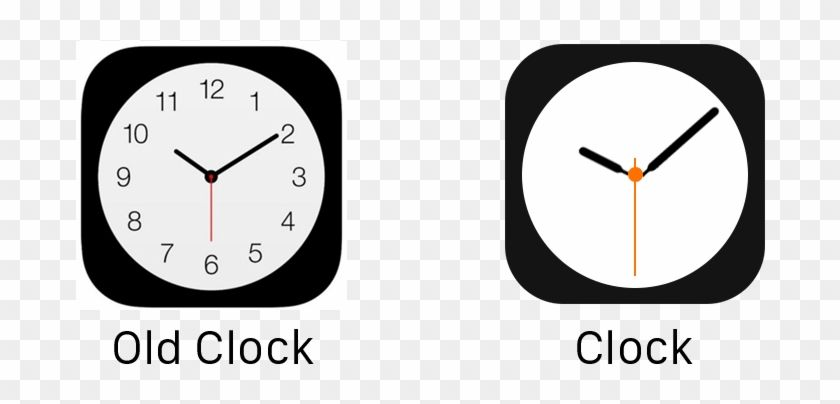 Find Hd The Clock Icon Could Get Some Inspiration From The Apple Watch Clock Icon Hd Png Download Is Free Png Image Download An Clock Icon Clock Old Clocks