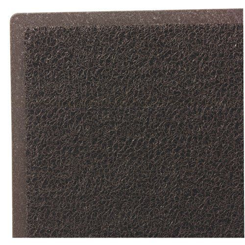 3m 26448 Nomad 6050 Chestnut Outdoor Scraper Mat 36x60 By 3m 136 90 Coiled Vinyl Loops Scrape Trap And Hide Dirt Foot Traffic Outdoor Gardens Moisturizer
