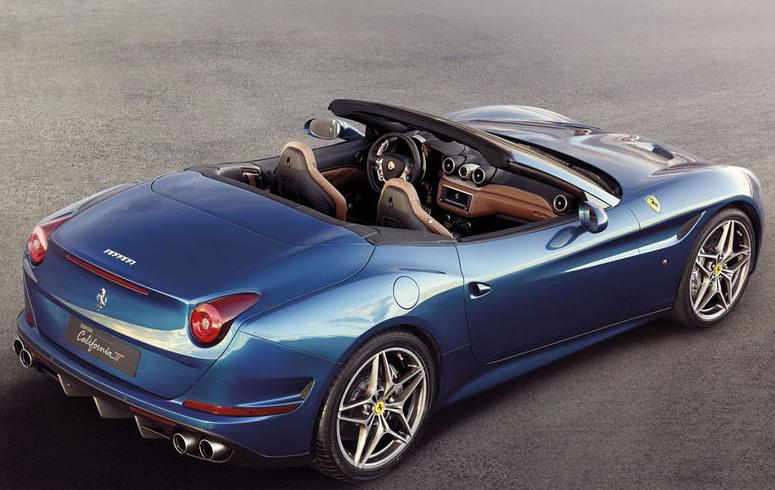 Up Close With The Ferrari California T At Geneva 2014 (VIDEO & PHOTOS #newferrari