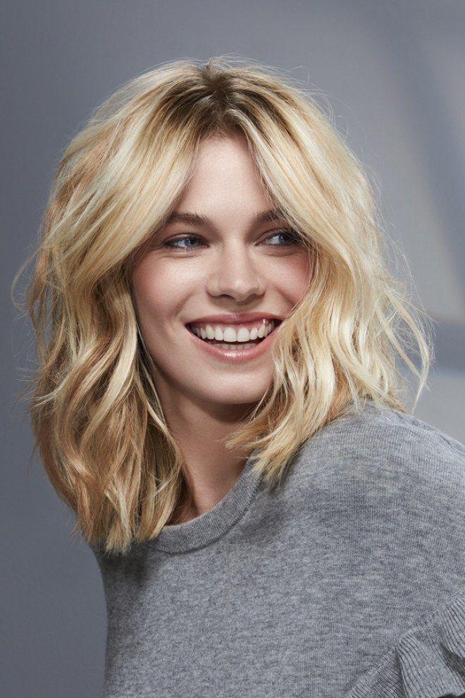 Id e tendance coupe coiffure femme 2017 2018 coiffure 2018 interm de ah 17 18 un carr mi - Coiffure femme mi long 2017 ...