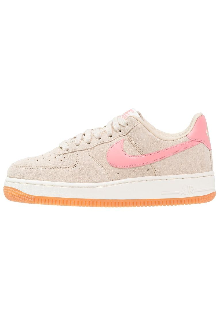 sports shoes 398f6 7233d Sneakers women - Nike Air Force 1 low beige pink