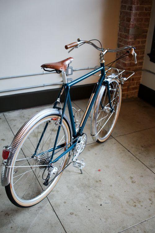City Bike Sepeda Zaman Dulu Custom Bike Sepeda