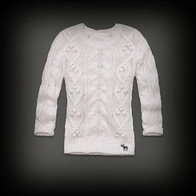 Abercrombie&Fitch レディース ニット アバクロ BRITTAN セーター- #ITShop