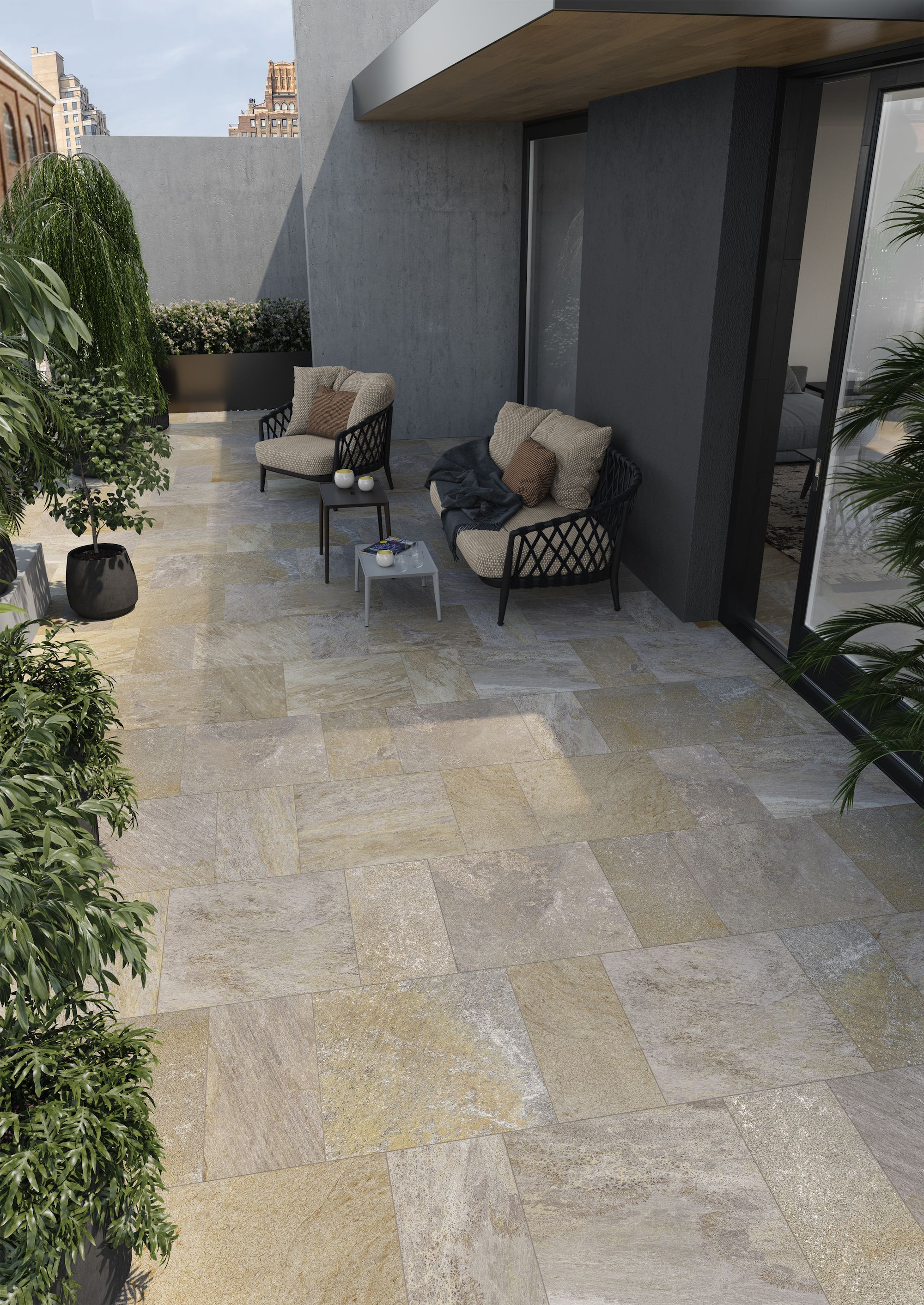 Outdoor By Blustyle Outdoor Porcelain Tile Outdoor Patio