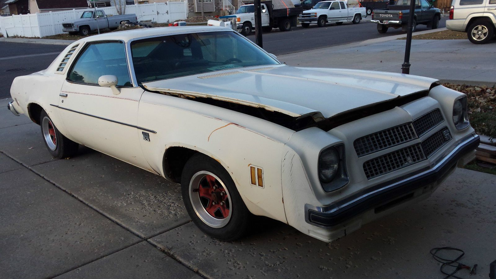 1975 chevrolet chevelle laguna s 3 for sale