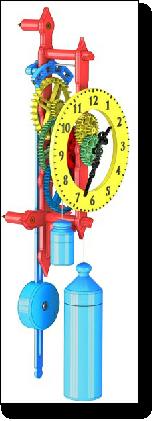 Clock13-FDM 3D Printer