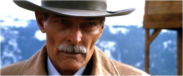 John Russell as Stockburn -- the hired gun who s brought his gunmen to kill  the Preacher. 8f88c64573f