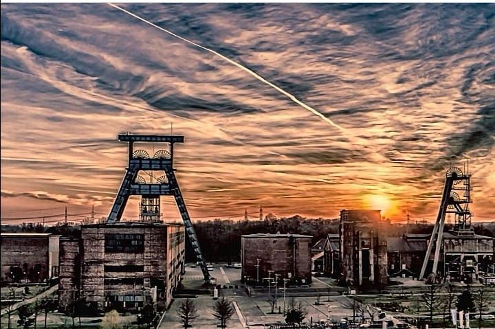 Ruhrgebiet Kohle