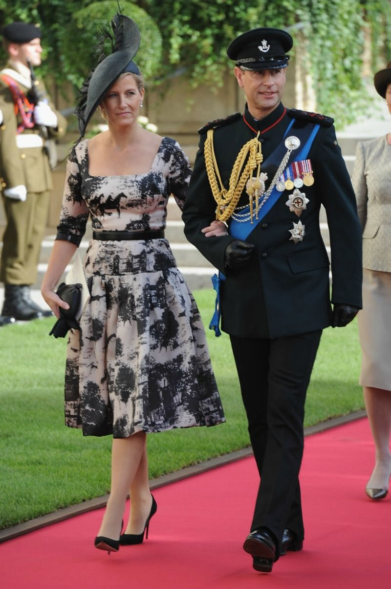 Countess Sophie Of Wessex Photos Photos The Wedding Of Prince