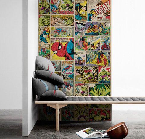 #decoração Veja como dar um toque especial no cantinho das crianças sem gastar muito: http://bbel.me/1pNFyTh.