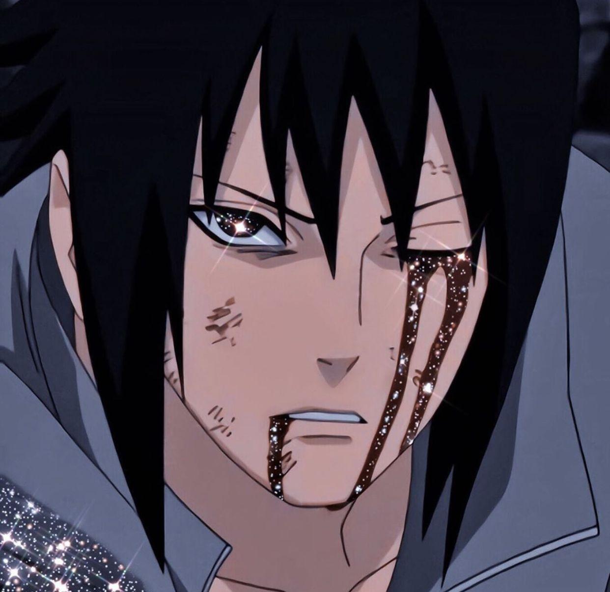 ꉂ⸝⸝.♡̸こそ𝐈𝐂𝐎𝐍𝐒 𝐒𝐀𝐒𝐔𝐊𝐄🥢𓂃⋆ em 2020 Arte com glitter, Anime