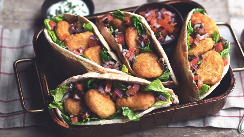 Kebabish Style Quorn Crispy Nuggets Recipe Quorn Recipes Quorn Food Recipes