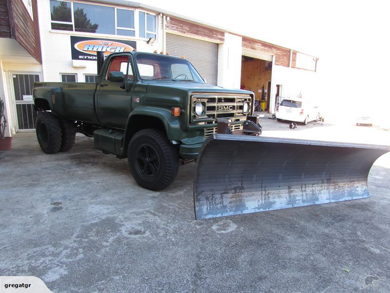 1990 Gmc 7000 Same As Chevrolet C70 For Sale Or Lease 8 2l Gm Fuel