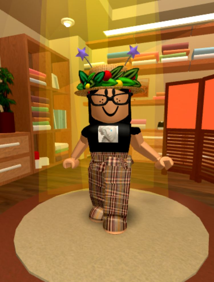 I Am Sanna Roblox Avatar 2020 Roblox Aesthetic Outfit In 2020 Aesthetic Clothes Roblox Create An Avatar