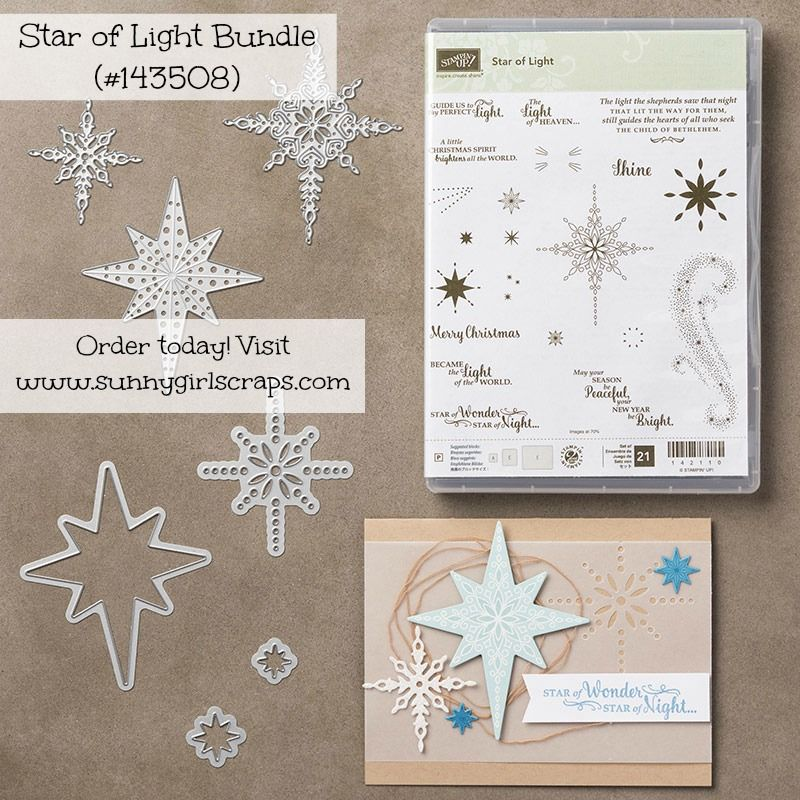 Star of Light Bundle featured by Pam Staples, Stampin' Up! Independent…
