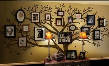 Family Tree Wall Decal – Beautifully Display Your Ancestry!